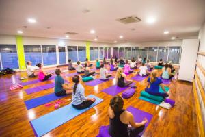 The Studio at Himalaya Yoga Valley Centre Cork
